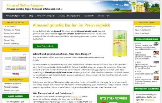 almased online shop